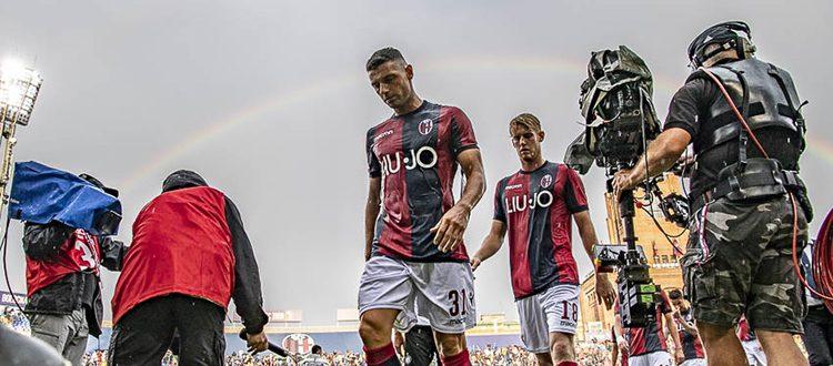 Ripresa degli allenamenti verso Bologna-Frosinone, ancora a parte Dzemaili