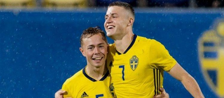 Svanberg, che gol! Il talentino rossoblù decide Svezia-Ungheria Under 21