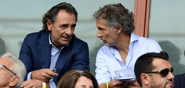 Prandelli e Bortolazzi in tribuna a Marassi. Al di là delle voci, Inzaghi è l'ultimo dei colpevoli