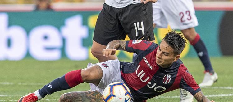 Pulgar, accolto il ricorso del Bologna. Il centrocampista disponibile contro l'Udinese