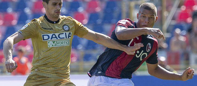 Udinese di misura sul Bologna negli ultimi due match in Friuli, gara da ex per Danilo e De Maio