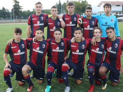Il Bologna Under 17 trionfa al 'Nereo Rocco', 3-0 in finale alla rappresentativa Friuli