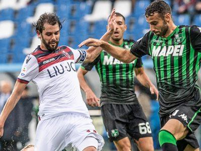 Per il Bologna 3 vittorie nei 5 precedenti in casa del Sassuolo, lo scorso anno finì 2-2