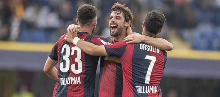 Bologna-Torino 2-2: il Tosco l'ha vista così