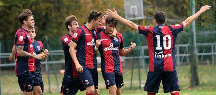 Quarto successo di fila per il Bologna Primavera, 3-0 al Carpi davanti a Saputo