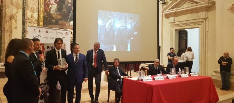 A Pippo Inzaghi il Premio Scopigno 2018: