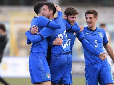 Un gol di Corbo regala all'Italia Under 19 il successo contro la Danimarca