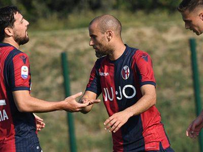 Bologna bloccato e senza idee, finisce 1-1 l'amichevole col Perugia
