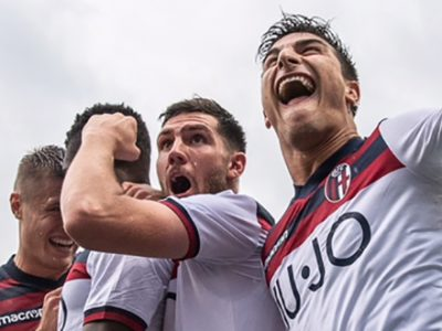 A Reggio Emilia la vittoria sfuma nel finale: Sassuolo-Bologna 2-2