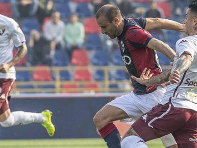 Contro il Torino un pareggio forse non meritato ma sudato, al Dall'Ara finisce 2-2