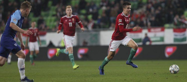 Primo gol di Nagy in Nazionale, l'Ungheria supera 2-0 la Finlandia