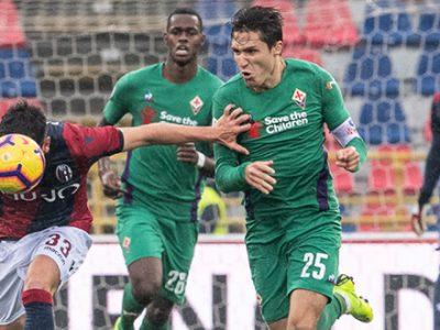 La Fiorentina domina ma non segna, il Bologna strappa lo 0-0 ma scende in zona retrocessione
