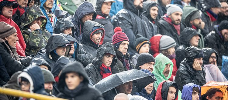 Per Bologna-Milan superata quota 20 mila presenze al Dall'Ara