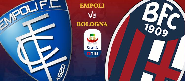 Empoli vs Bologna