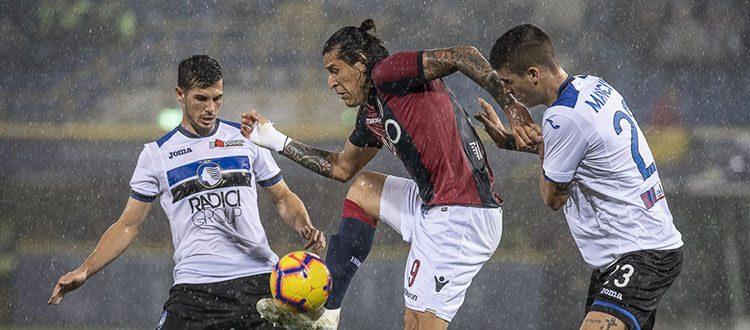 Un buon Bologna si perde nella ripresa contro una grande Atalanta, i nerazzurri passano 2-1