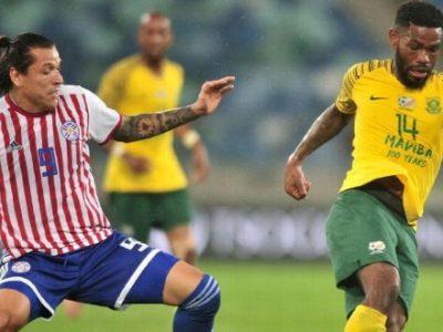 Santander colpisce anche in Nazionale, il Paraguay pareggia 1-1 in Sudafrica