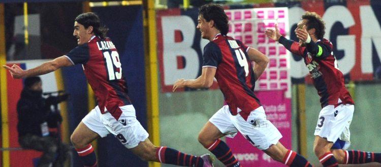 Bologna-Fiorentina, la firma di Lazaros sull'ultima vittoria rossoblù. Era il 26 febbraio 2013