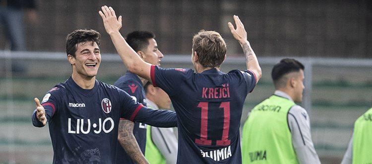 Orsolini, Donsah, Mattiello e Dijks, quattro 'novità' per il Bologna di Inzaghi