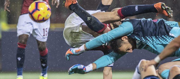 Mbaye illude il Dall'Ara, ma nella ripresa passano gli orobici: Bologna-Atalanta 1-2