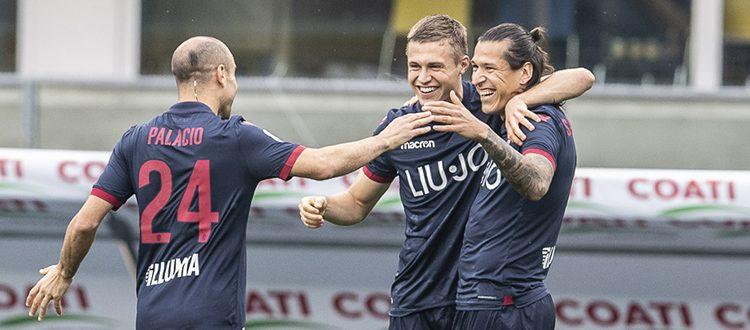 I gol del Bologna: mica solo ripartenze, anzi...