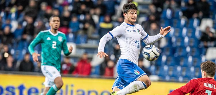 Azzurrini piegati 2-1 anche dalla Germania: Calabresi solido, Orsolini crea tanto ma spreca