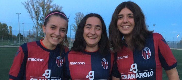 A Granarolo la nuova casa del settore femminile del Bologna
