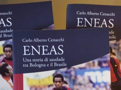 Ecco la strenna natalizia di ZO: è uscito il libro 'Eneas - Una storia di saudade tra Bologna e il Brasile', di Carlo Alberto Cenacchi