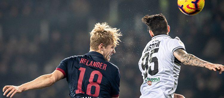Anche il Parma sbatte sul catenaccio del Bologna, al Tardini un altro noioso 0-0
