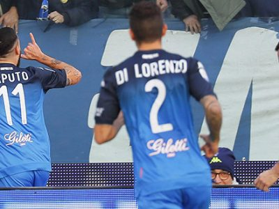 Il Bologna lotta ma nel finale si arrende 2-1 all'Empoli, lo spettro della B fa sempre più paura