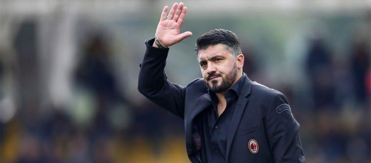 Né chiacchiere né distintivo, Gattuso allenatore vero
