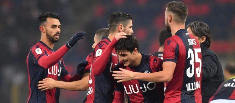 La Coppa Italia regala un piccolo sorriso, Orsolini si prende la scena: Bologna-Crotone 3-0