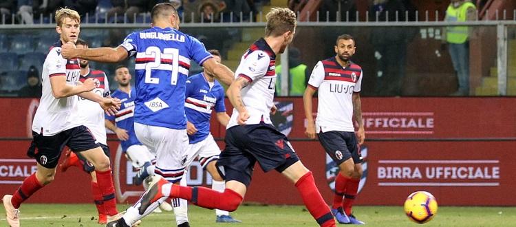 Sampdoria-Bologna 4-1: il Tosco l'ha vista così...