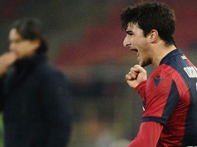 Il Bologna si rialza nel segno di Orsolini: 3-0 al Crotone, in rete anche Falcinelli