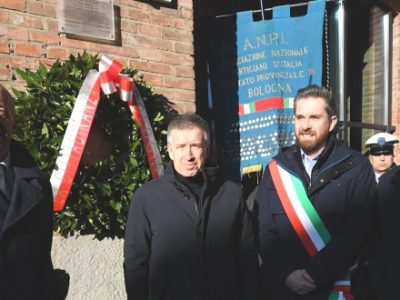 Bologna e il Bologna ricordano Arpad Weisz. Fenucci: