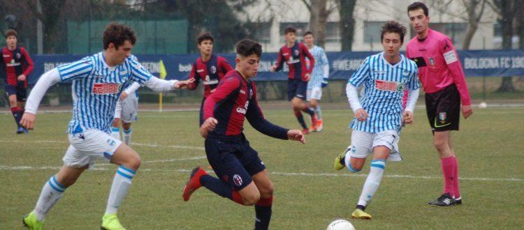 Anche le Under 16 e 15 del Bologna battono la Spal, Under 14 a valanga sul Parma