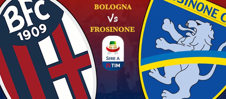 Bologna vs Frosinone