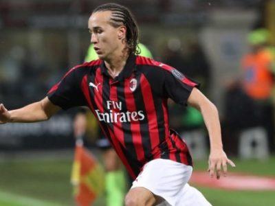 Incontro Bologna-Milan per Laxalt e Halilovic, piace anche l'esterno slovacco Haraslin