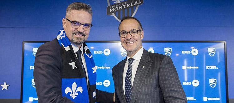 Saputo lascia la carica di presidente dei Montreal Impact, al suo posto Kevin Gilmore