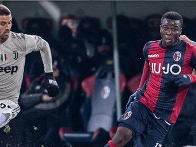 È fatta per la cessione di Donsah: prestito con diritto di riscatto al Cercle Brugge