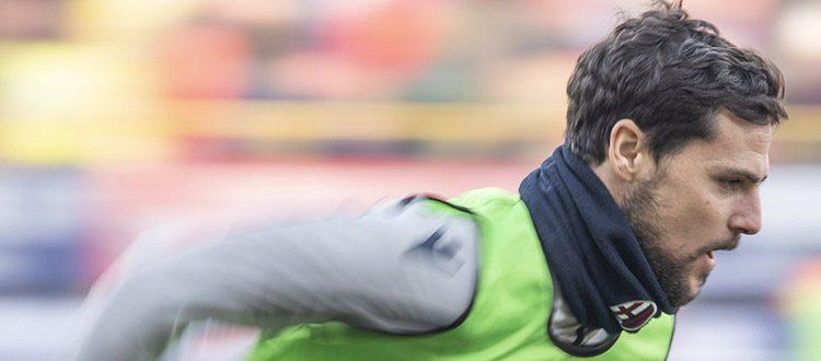 In mattinata la squadra ha ripreso gli allenamenti verso la partita col Cagliari: seduta in palestra per i titolari di Udine, lavoro sul campo per gli altri, con Mattia Destro rientrato in gruppo