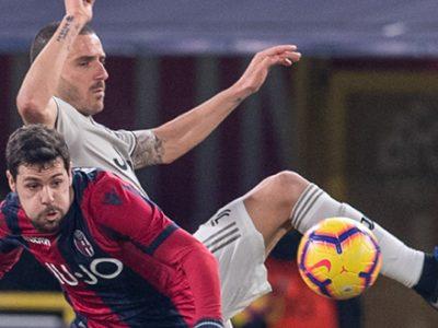 Variazione di giorno e orario per Bologna-Juventus, si giocherà domenica 24 febbraio alle 15