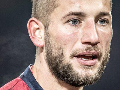 Bologna, sfortuna nera: Dijks di nuovo k.o. per una botta al piede, a Torino con 20 giocatori