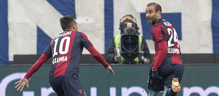Strapotere Palacio, molto bene Soriano e Danilo