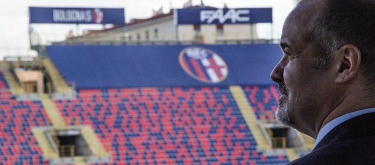 Saputo già a Bologna, dallo stadio nuovo slancio al progetto