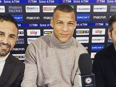 De Maio all'Udinese, c'è la firma