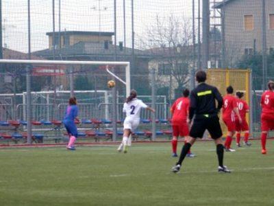Il Bologna Femminile batte 1-0 l'Olimpia Forlì e aggancia il secondo posto