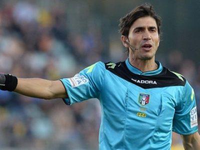 Bologna-Juventus a Gianpaolo Calvarese di Teramo