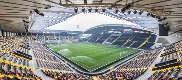 Udinese-Bologna, scatta la prevendita: Curva Ospiti a 10 €