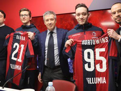 Presentato il progetto Bologna FC 1909 eSports