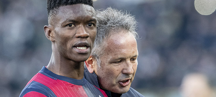 Helander e Dybala vanificano il dominio rossoblù: Bologna-Juventus 0-1